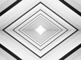 Abstract square background in black and white — Stock Photo