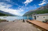 Landscape of Switzerland — Stock Photo
