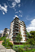 New modern luxury apartments — Stock Photo