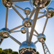 Atomium in Brussels, Belgium — Stock Photo