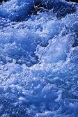 Wild water splash — Stock Photo