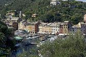 Italiaanse riviera, portofino italië — Stockfoto