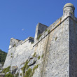Stock Photo: Castle, Portovenere LiguriItaly