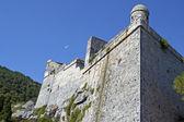 Schloss, portovenere ligurien italien — Stockfoto