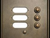 Dzwonek do drzwi — Zdjęcie stockowe