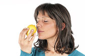 Lemon scent — Stock Photo