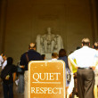 Quiet Please — Foto de Stock