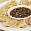 Stock Photo: Dumplings