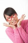 Chinese Woman — Stock Photo
