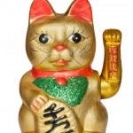 Chinese Lucky Cat — Stock Photo #47669301