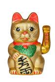 Chinese Lucky Cat — Stock Photo