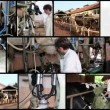 Vídeo Stock: Modern Dairy Farm