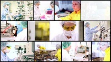 Pharmaceutical Concept — Stock Video