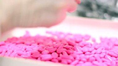 Pills - Quality Control — Стоковое видео