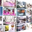 Stock Video: Pharmaceutical Manufacturing - Collage