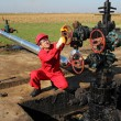 Oil Worker — Stock Photo #46216135