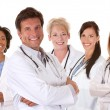 Team of doctors — Stock Photo #25903225