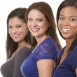 Group of casual women — Stock Photo #29909577