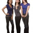Group of casual women — Stock Photo #29909623