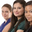 Three business women — Stock Photo #30175213