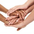 Group of hands — Stock Photo #35515513