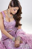 Indian woman — Stock Photo