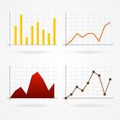 Sistema gráfico vectorial — Vector de stock