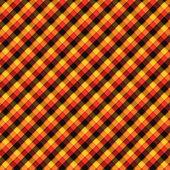 矢量对角花纹 — 图库矢量图片
