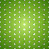 Green seamless diagonal background pattern — Stock Vector
