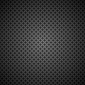 Dark circle seamless diagonal background — Stock Vector