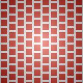 Red abstract nahtlose hintergrundmuster — Stockvektor