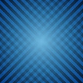 Blue seamless checked background pattern — Stock Vector