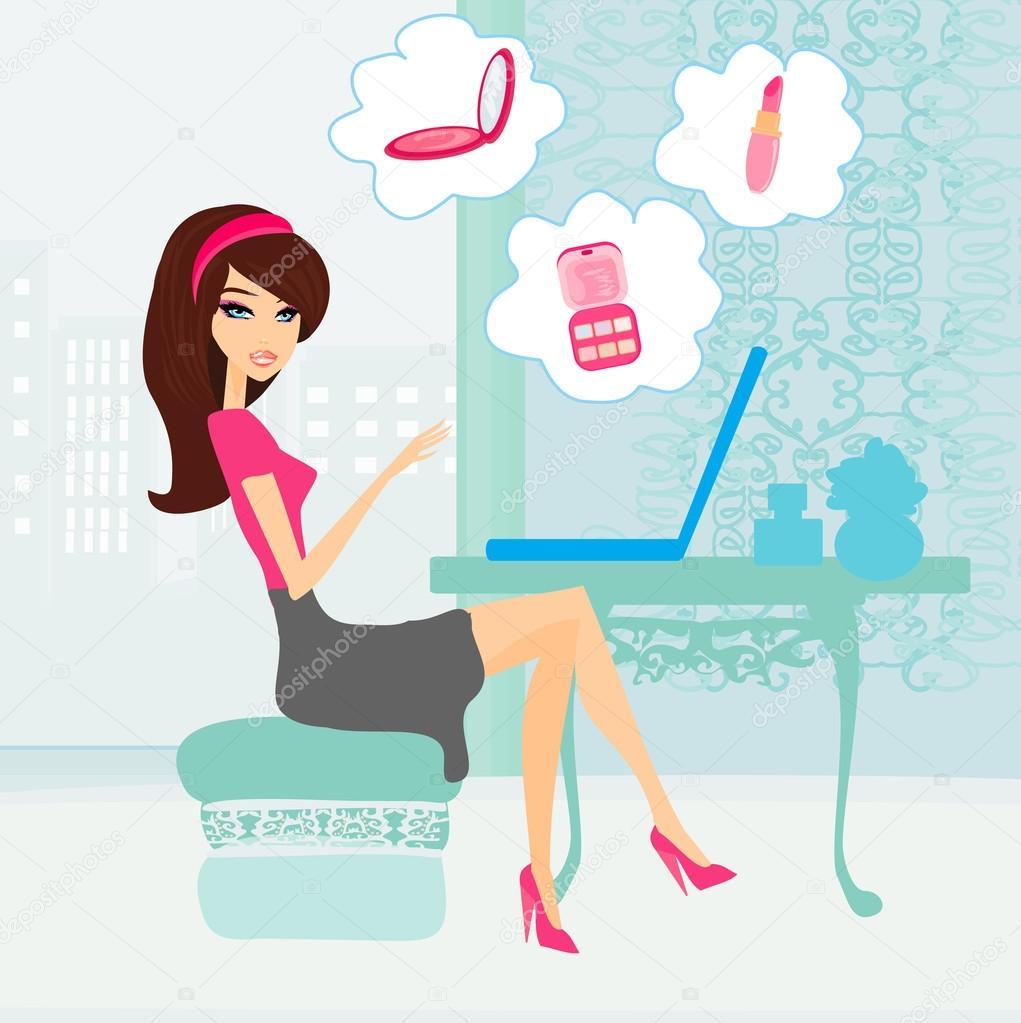 Spiral girl online shop