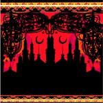 Abstract religious background - Ramadan Kareem Vector Design — Stock Vector #33218563