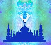 Ramadan Kareem Design — Stock Photo