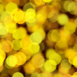 Yellow bokeh — Stock Photo #31488697