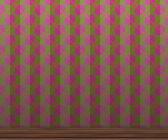 Textura de papel pintado de rosa y verde — Foto de Stock