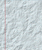Fond de papier blanc — Photo