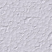 White foam — Stock Photo
