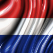 Holland flag — Stock Photo
