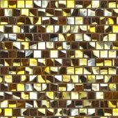 Gold ceramic background — Stock Photo