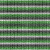 Green woven textile — Stock Photo