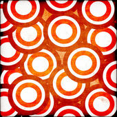 Background with circles — Stock Photo