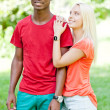 Young couple in love — Lizenzfreies Foto