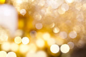 Bokeh background design holiday glitter abstract — Stock Photo