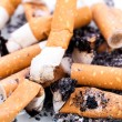Stop smoking cigarettes isolated — 图库照片
