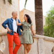 Young attractive couple in summer fashion — ストック写真 #37990255