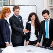 Stockfoto: Business people team