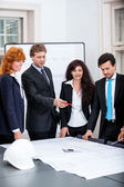 Business people team — Stock Photo