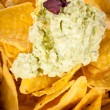 Stock Photo: Corn nachos